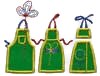 Free Apron Embroidery Design