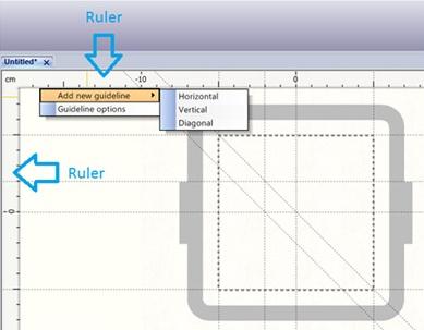 Creative DRAWings® Grid Lines